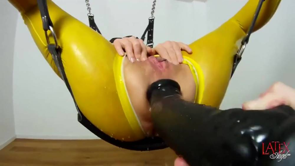 anal begging clip girl painful stop video